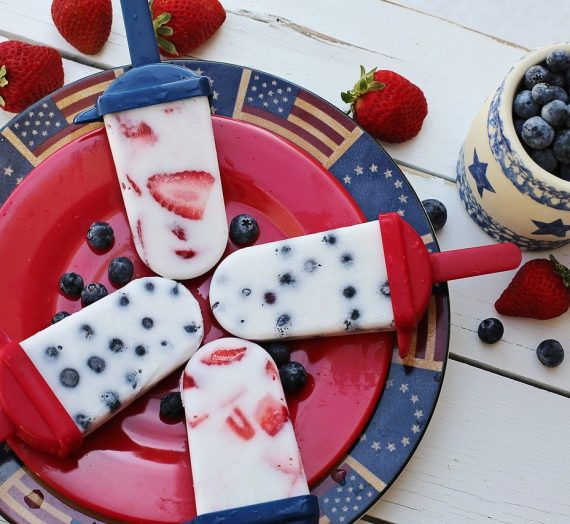Red White Blue Recipe Roundup