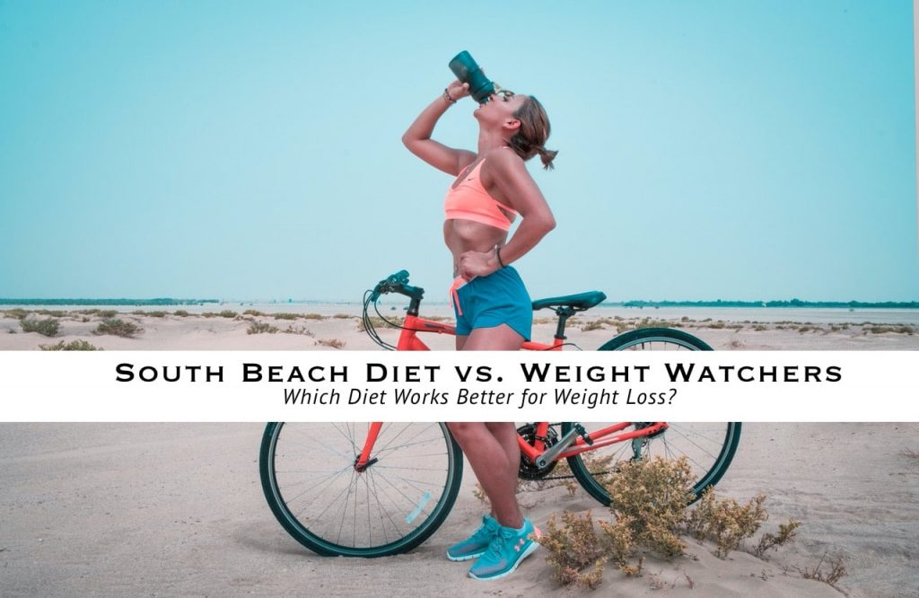 south beach diet vs weight watchers